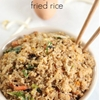Low-carb cauliflower fried rice