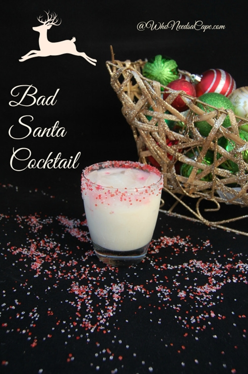 Bad Santa Cocktail