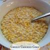 Cheesy Crocked Corn