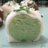 Shamrock Cake Batter Truffles