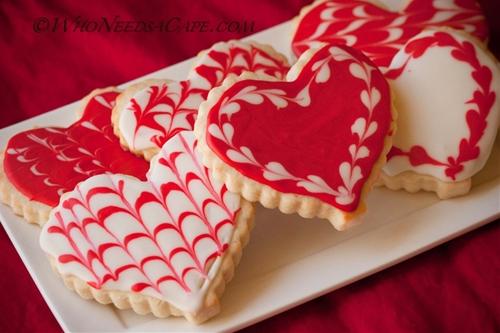 Cream Cheese Glaze Cookies