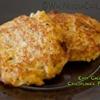 Easy Cheesy Cauliflower Pancakes