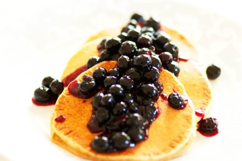 Blueberry Topping for Pancakes