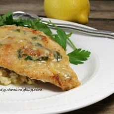 Buttery Garlic Chicken