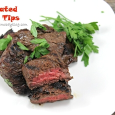 My Favorite Marinated Steak