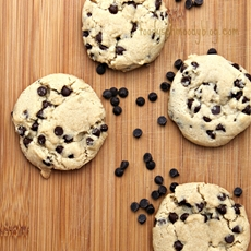Soy Free Egg Free Chocolate Chip Cookies