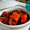 Turkey Sweet Potato Chili (Crockpot)