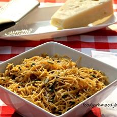 Whole Wheat Pasta Aglio e Olio