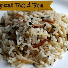 Copycat Rice-A-Roni