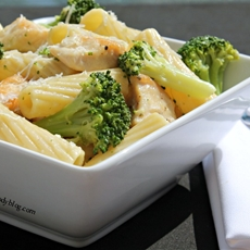 Restaurant Style Chicken Broccoli Ziti