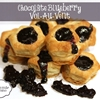Chocolate Blueberry Vol-au-vent
