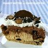 Peanut Butter Cup Chocolate Pie