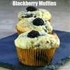 Blackberry Buttermilk Muffins