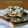 Chocolate Almond Shortbread