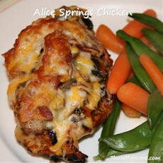 Alice Springs Chicken