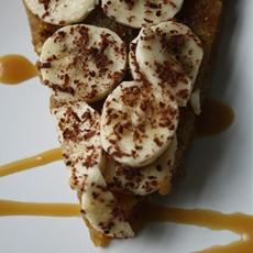 Maple Banofee Tart