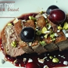 Gluten Free & Paleo Roast Duck Breast with Cherries, Pistachios & Almo