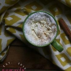 Lactose Free Gluten Free Pumpkin Spice Latte