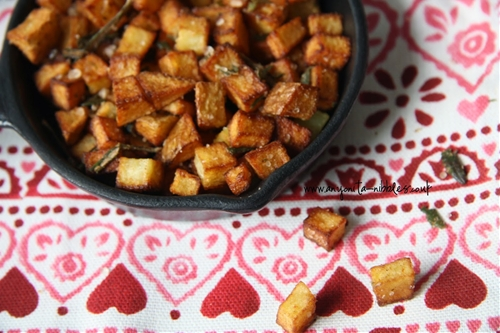 Mediterranean Salted Breakfast Potatoes & Vanilla Salt Review
