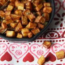 Mediterranean Salted Breakfast Potatoes & Vanilla Salt Review