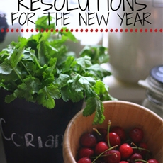 9 Cooking Resolutions for the New Year