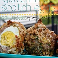 Baked & Gluten Free Scotch Eggs