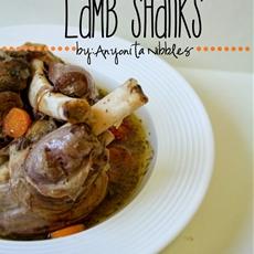 Osso Bucco Lamb Shanks Recipe