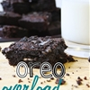 Oreo Overload Brownies