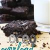 Oreo Overload Brownies