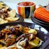 Gluten Free Chicken Fajita Nachos
