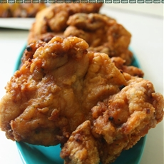 The Best Damn Gluten Free & Paleo Fried Chicken