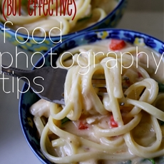 Basic but Effective Food Photography Tips (No Technical Jargon!) | Any
