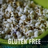Gluten Free Parmesan & Purple Basil Gourmet Popcorn