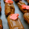 Triple Chocolate Eclairs Recipe for Valentine