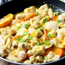 Gluten Free Easy Orange Chicken