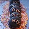 NYE Macarons