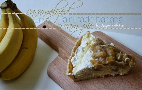Caramelized Sainsburys Fairtrade Banana Cream Pie Recipe