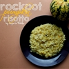 Crock Pot Pumpkin Risotto