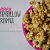 Gooey marshmallow caramel popcorn recipe