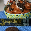 3 Ingredient Double Chocolate Instant Pudding