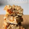 Gluten Free Pumpkin Oat Bars