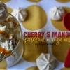 Gluten Free Cherry & Mango Meringue Mess