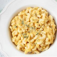 Smoked Cheddar Macaroni & Cheese