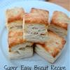 Super Easy Biscuit with No Shortening