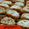 Spaghetti and Garlic Bread Bake