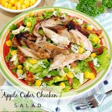 Apple Cider Chicken Salad