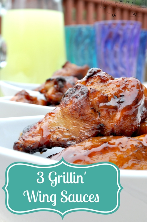 3 Delicious Grill Sauces