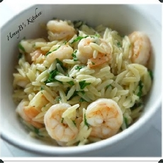 Lemon Pepper Shrimp Scampi
