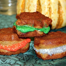 Thanksgiving Sweet Potato Spiced Whoopie Pie Recipe | Makobi Scribe