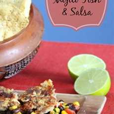 Mojito Fish And Salsa Recipe